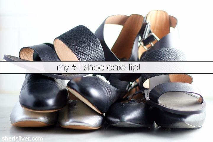 shoe care tip