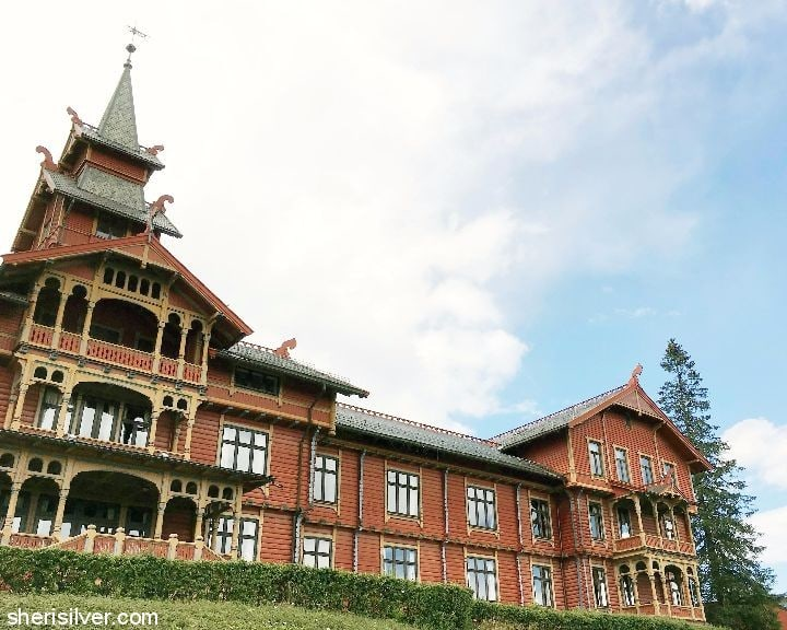 scandic palace holmenkollen