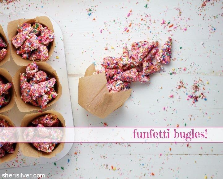 funfetti bugles