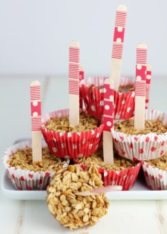 chocolate-banana-granola-pop #stirimagination #shop