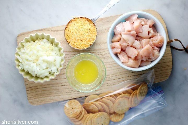 one-pan-cheesy-chicken-broccoli-rice #BensBeginners #UncleBensPromo #ad