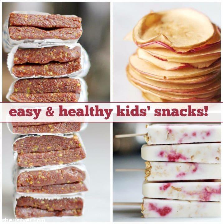 Easy Healthy Kids Snacks Shop Keepingmomscool