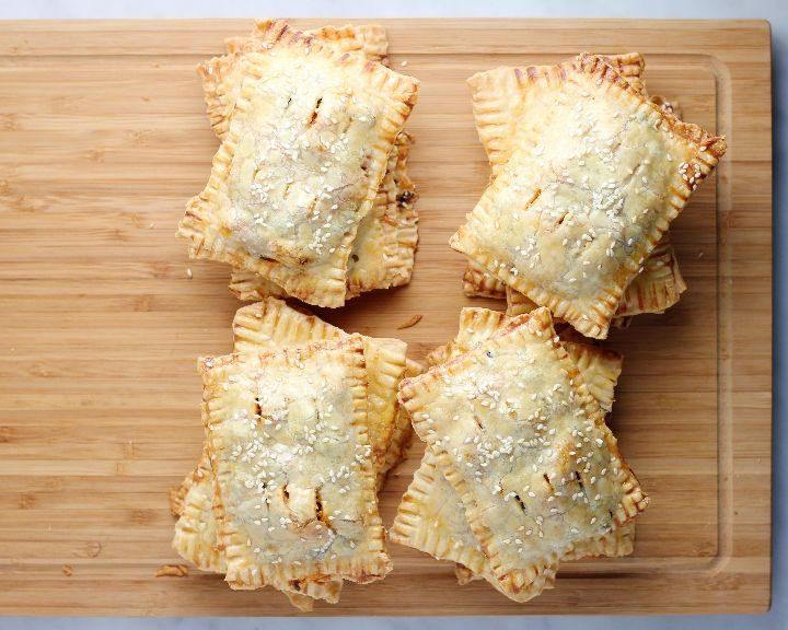 babble taco pop tarts