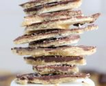 dark-chocolate-toffee-crackers #shop