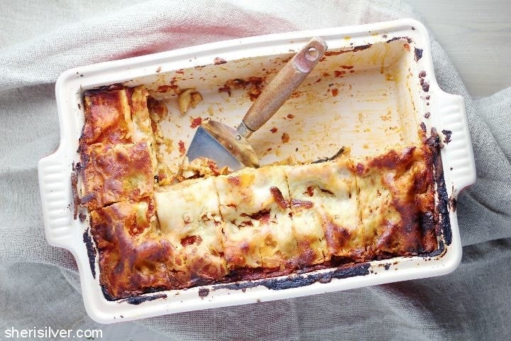 oasted-vegetable-lasagna #ad