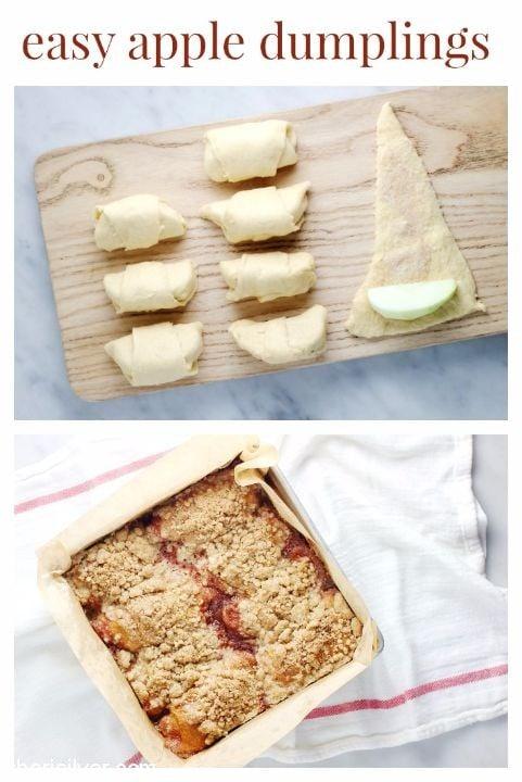 shortcuts: 7UP apple dumplings | Sheri Silver - living a ...