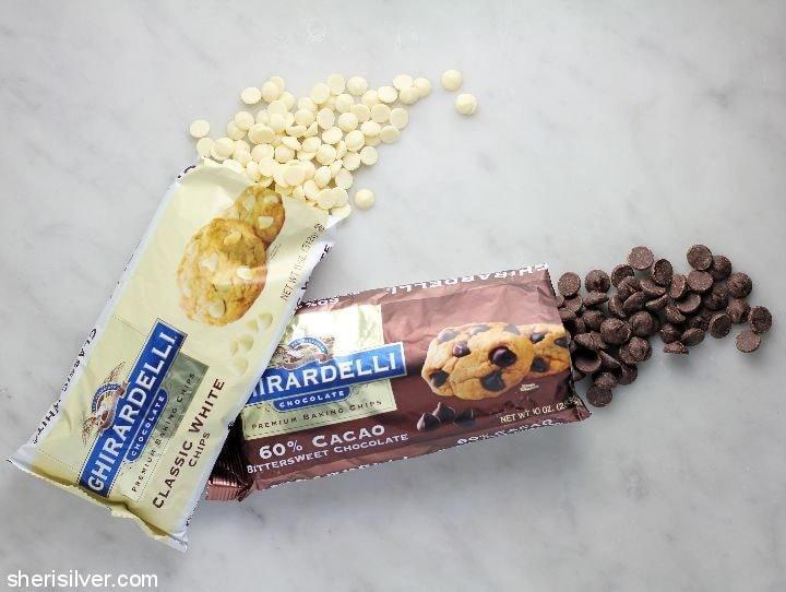 chocolate chip granola