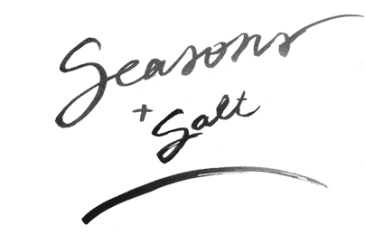seasons and salt
