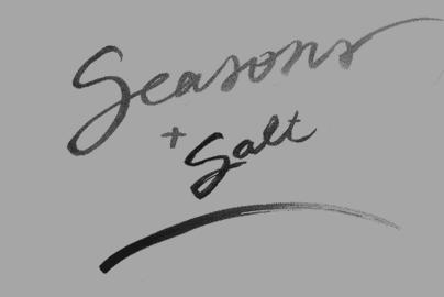 seasons and salt