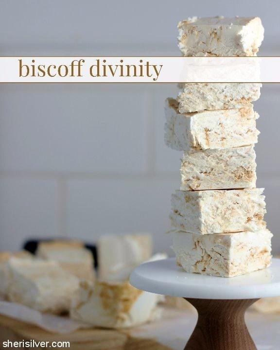 biscoff divinity