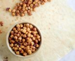 really good roasted chickpeas