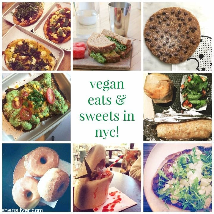 vegan eats and sweets in nyc