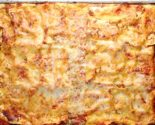 sheet pan lasagna