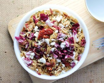Orzo With Everything l sherisilver.com