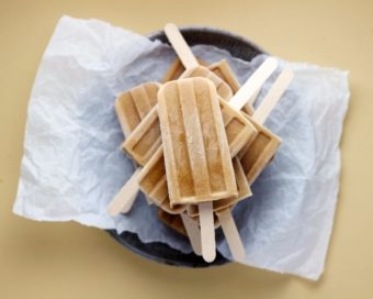 Bourbon Butterscotch Latte Pops l sherisilver.com