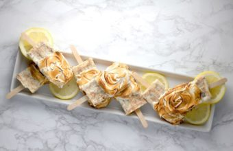 Lemon Meringue Pops l sherisilver.com