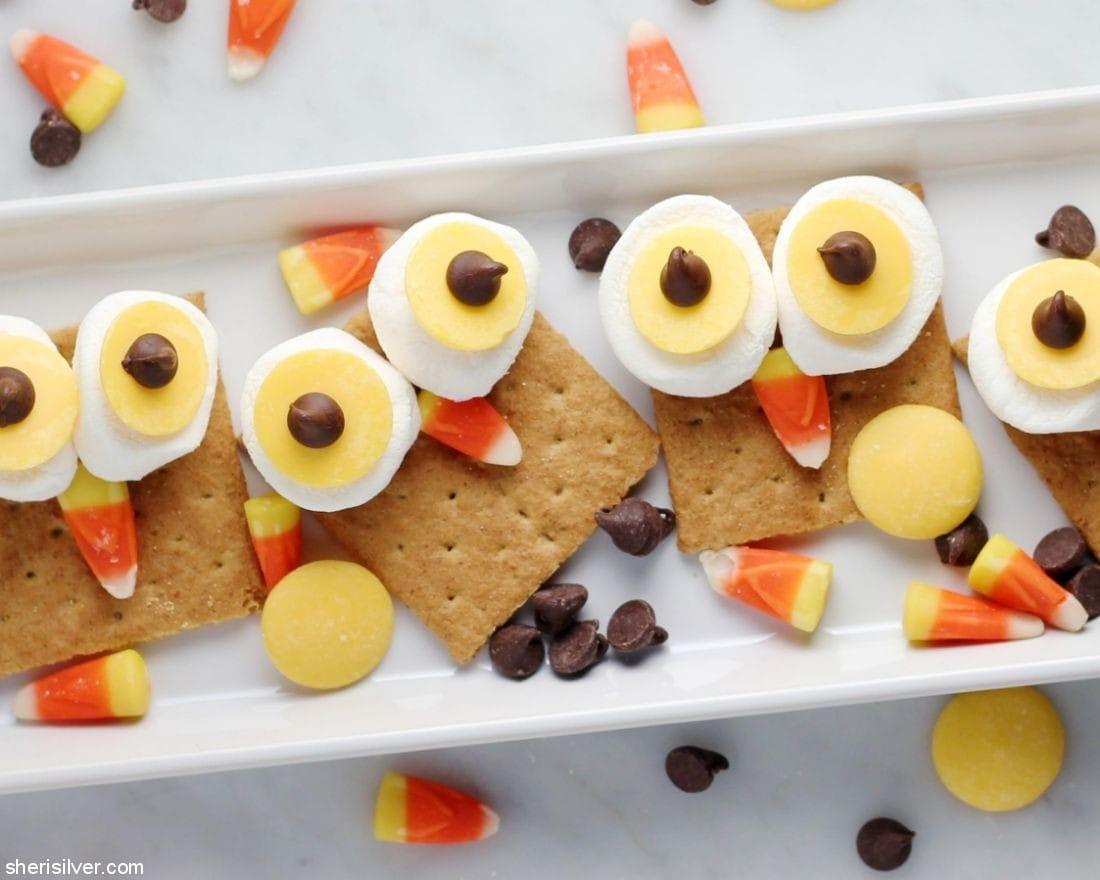 Owl S'mores l sherisilver.com