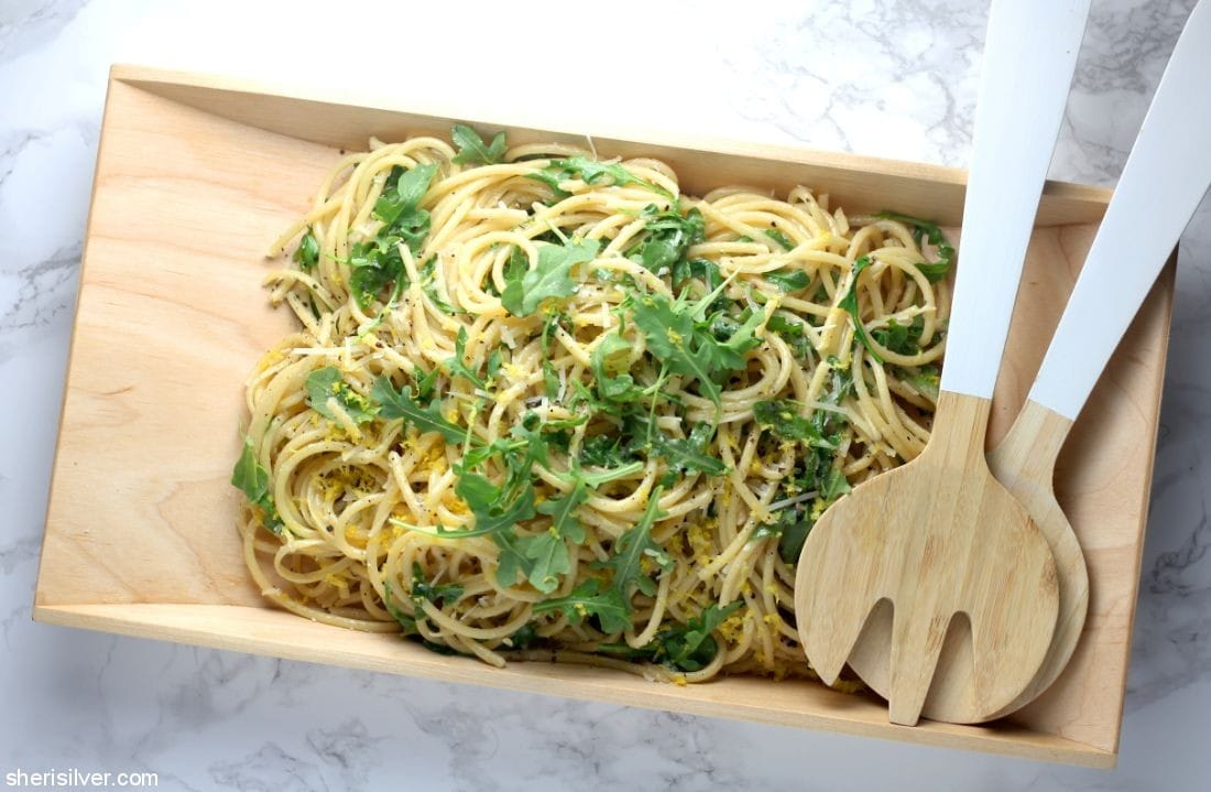 Pantry Pasta l sherisilver.com