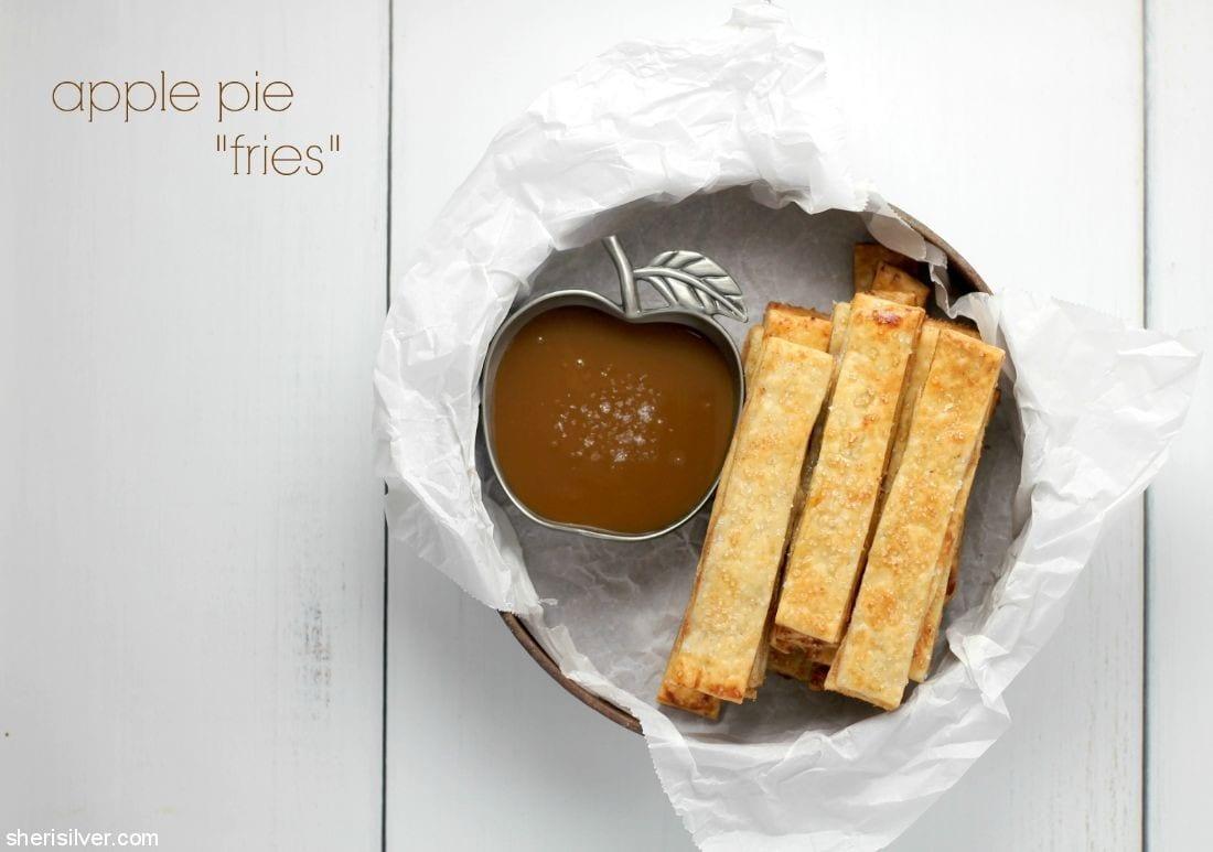 Apple Pie Fries l sherisilver.com
