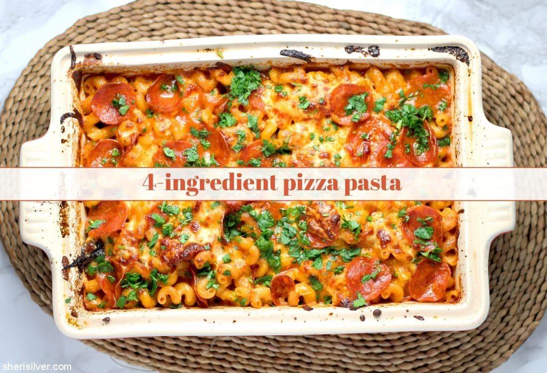 Pizza Pasta l sherisilver.com