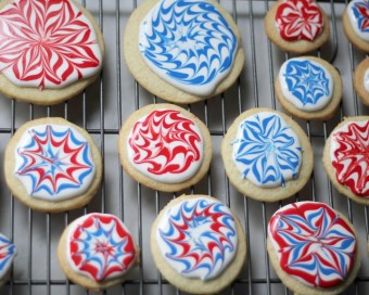 sugar cookies, royal icing