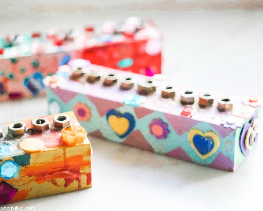 Kids' Holiday Crafts l sherisilver.com