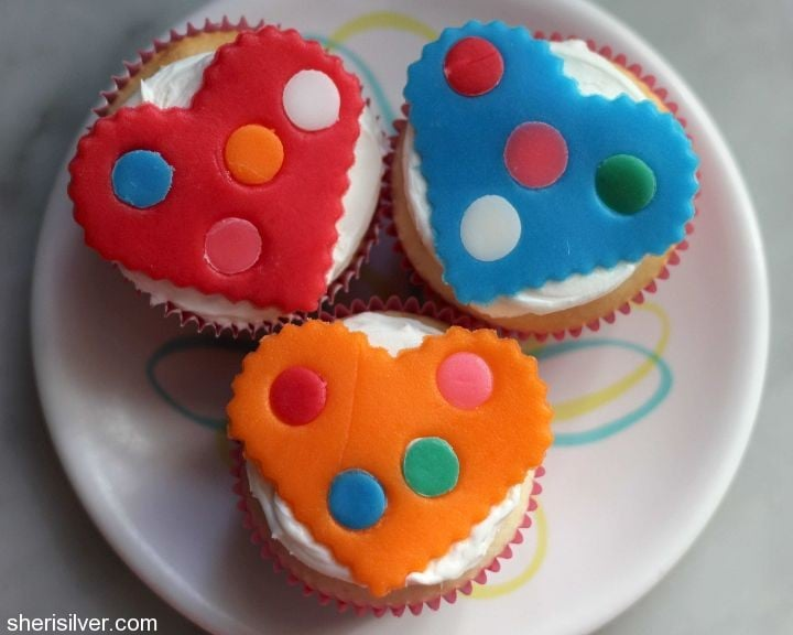airheads cupcake toppers