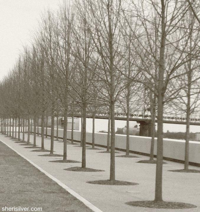 four freedoms park, roosevelt island