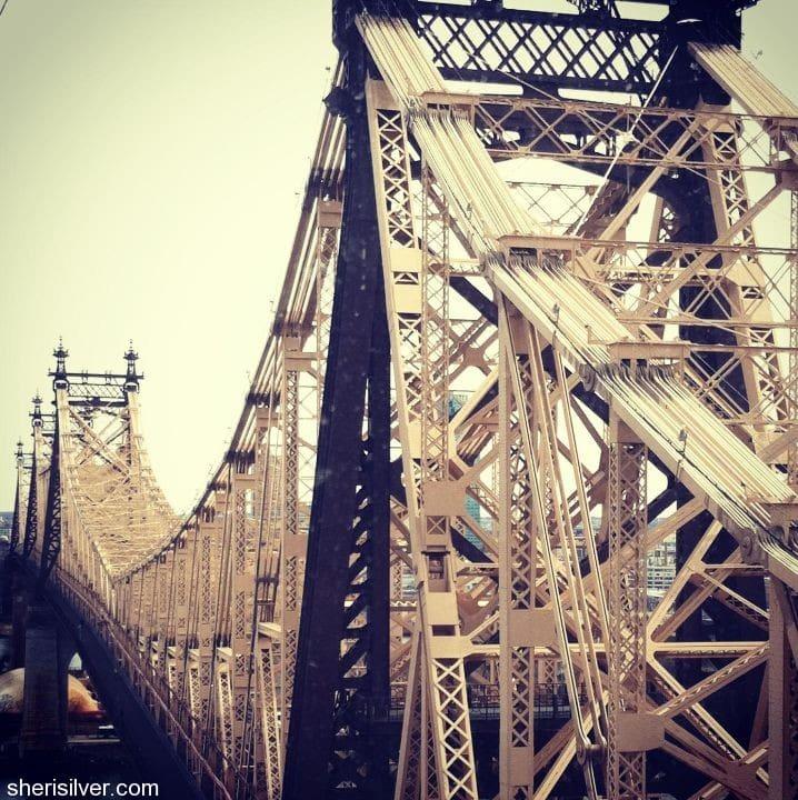 roosevelt island tram, new york city