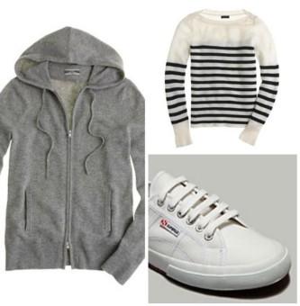 hoodie-tee-shirt-sneakers