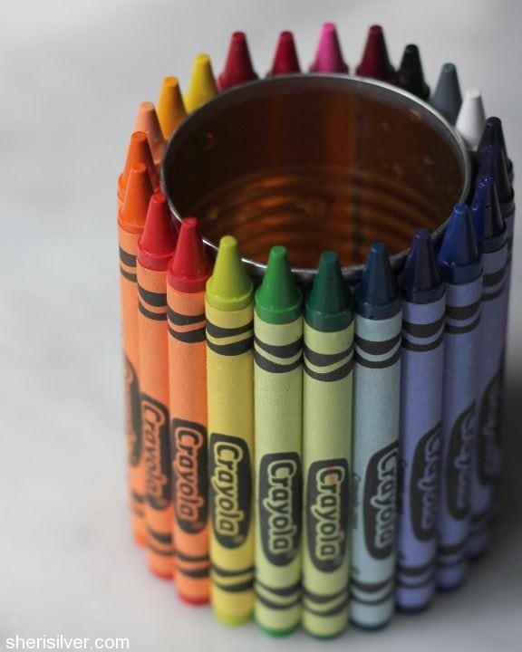 Crayon Vase l sherisilver.com