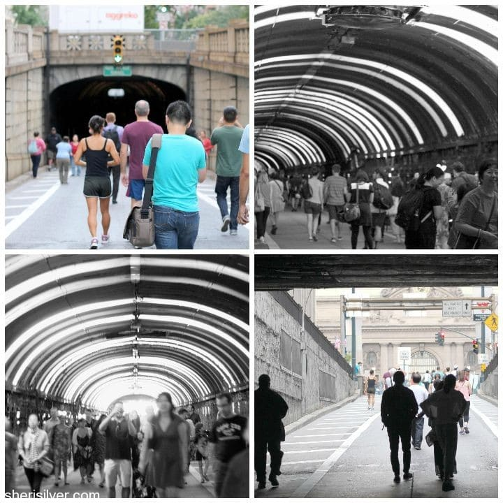 summer streets, voice tunnel
