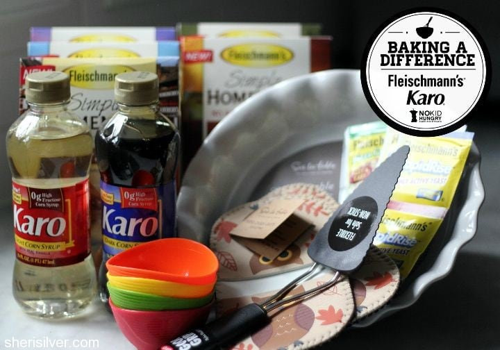 baking a difference giveaway