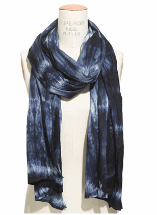 madewell cotton scarf