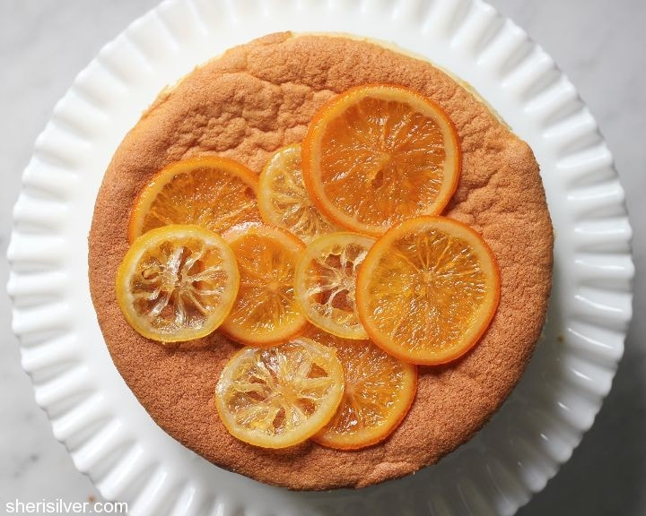 citrus sponge cake3