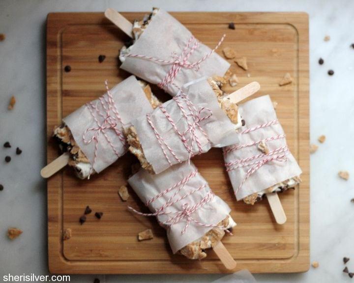 cannoli popsicles