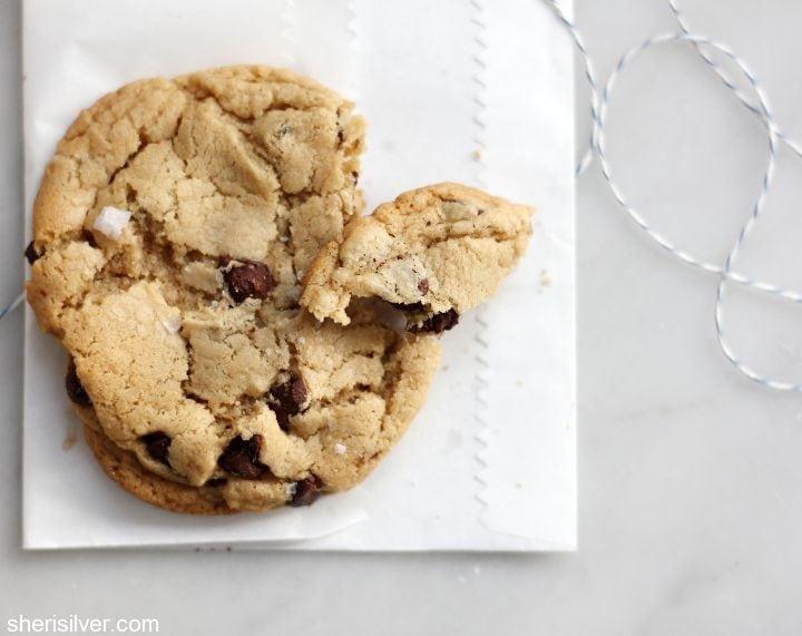 ovenly vegan chocolate chip cookies