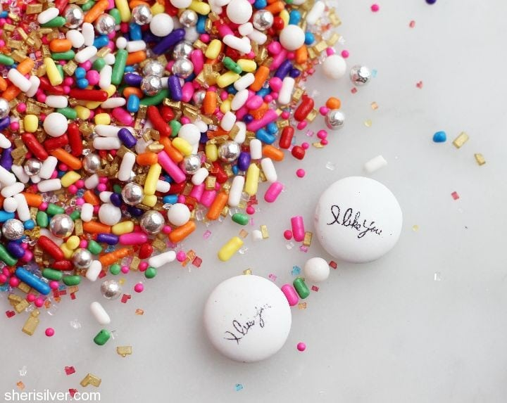 party sprinkles
