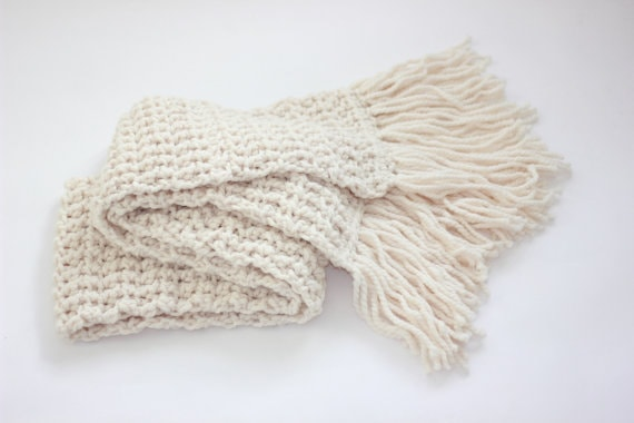 lil fox shoppe scarf