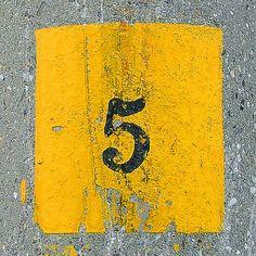 yellow five
