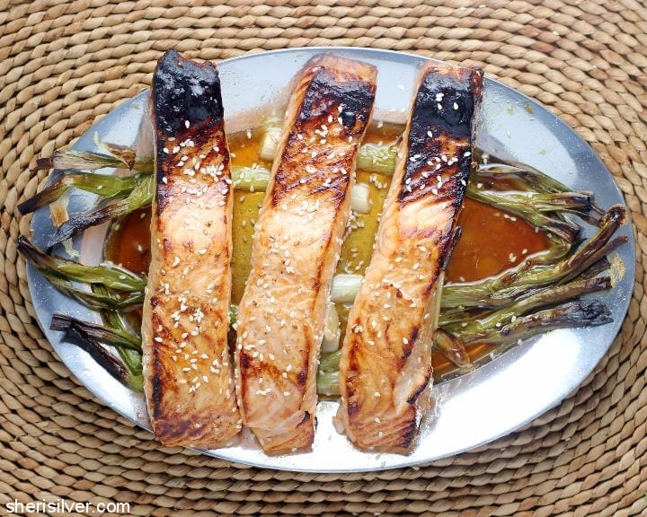 brining salmon tip