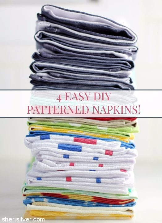 diy-painted-napkins
