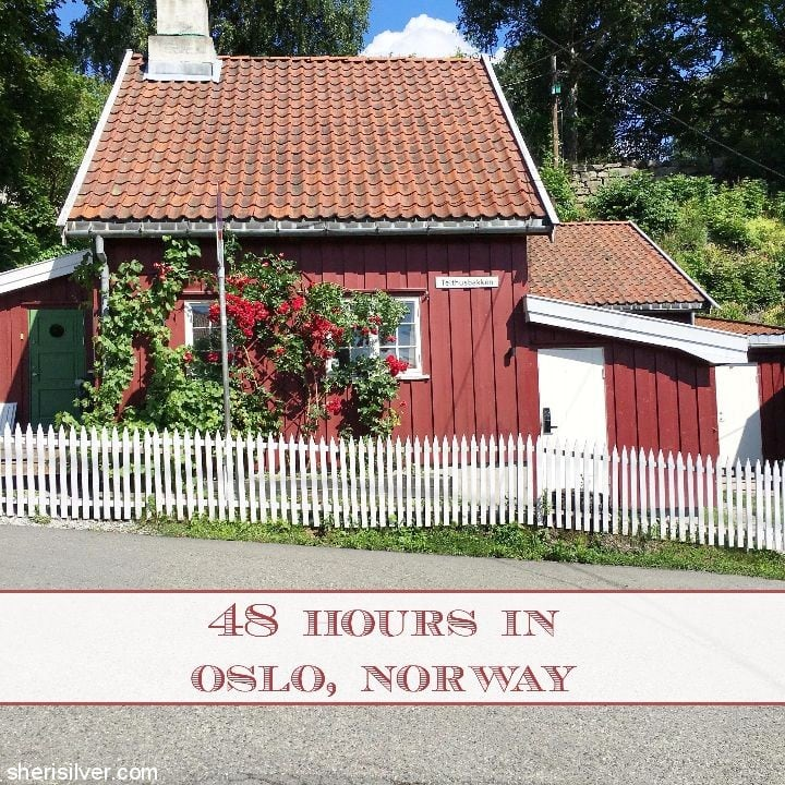 48 hours in oslo norway