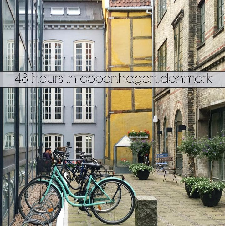 48 hours in copenhagen denmark