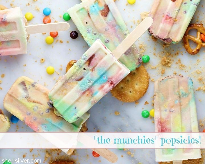 munchies popsicles