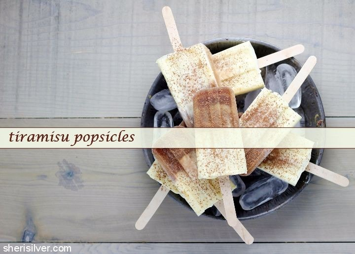 tiramisu popsicles