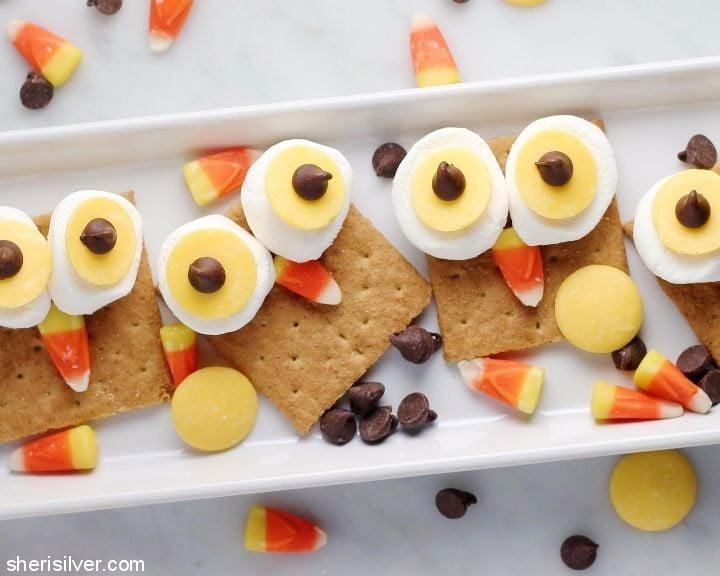 owl-smores