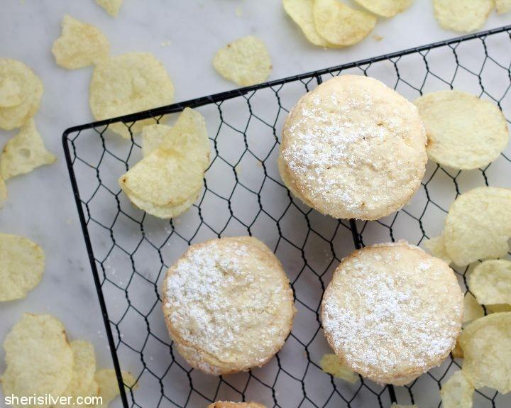 Potato Chip Cookies l sherisilver.com