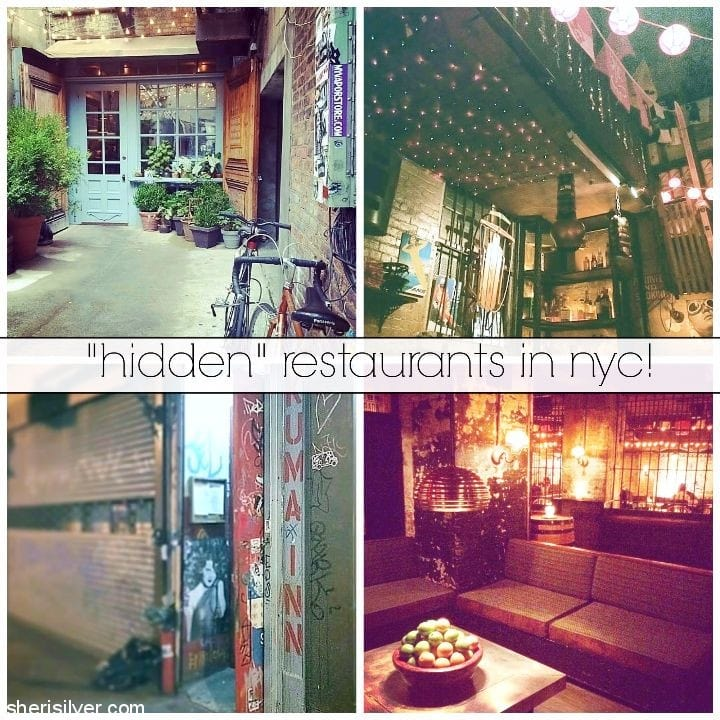 hidden restaurants in nyc