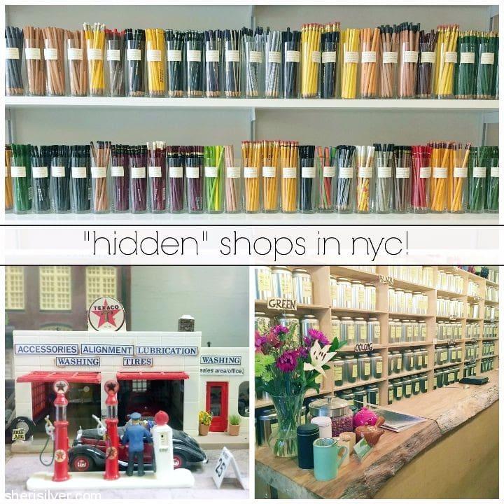 hidden shops nyc